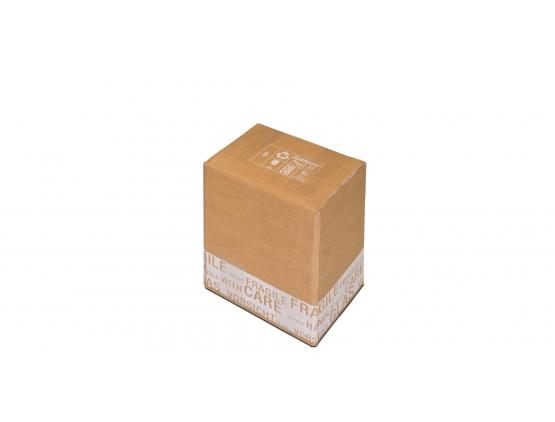 Bierversandverpackung für 6 Flaschen 0,33L
