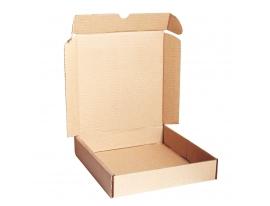 Klappbox braun 340x325x115mm