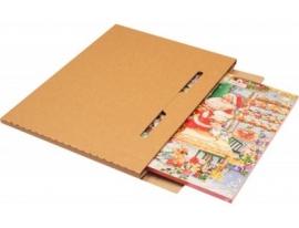 Kalenderverpackung DIN-A2+